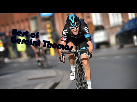 Geraint Thomas - Thomas best moments