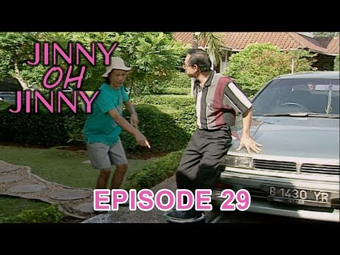 Jinny oh Jinny Episode 29 Tukang Bohong
