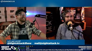 Night Attack #302: Sometimes the Laughs Turn to Boners