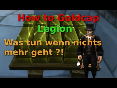 How to Goldcap:  was tun wenn nichts mehr geht ?!