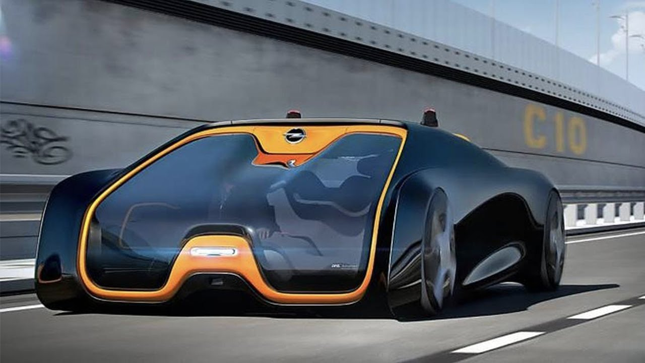 11 Future Concept Cars that are at another level 2020