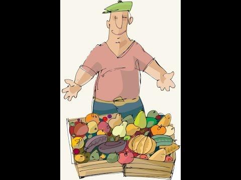 Торговля овощами. Секрет успеха.
