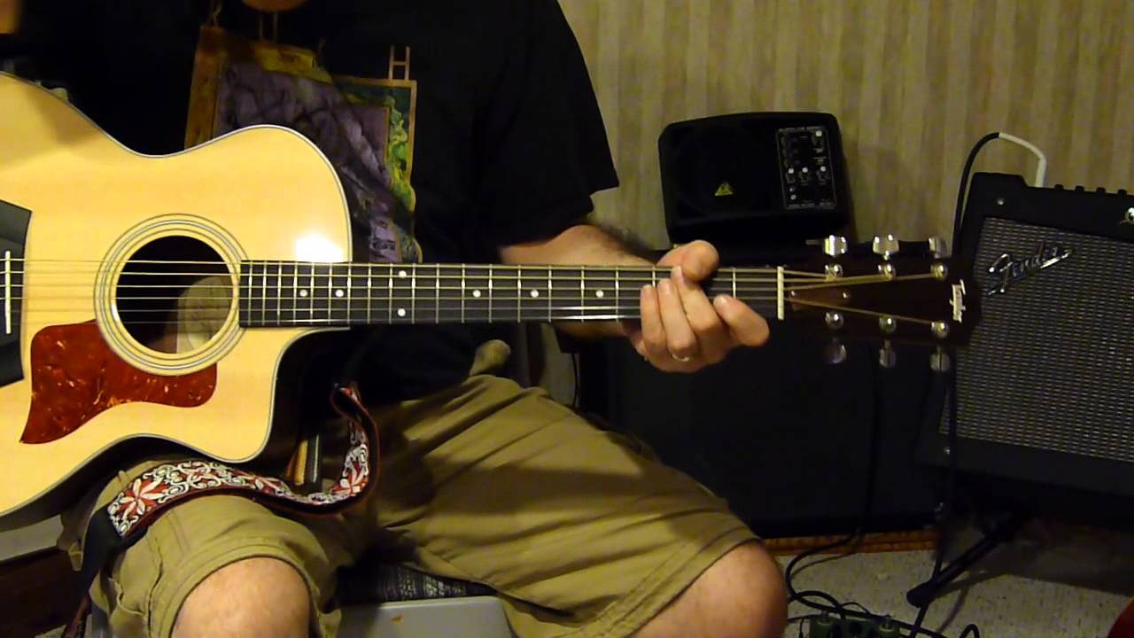 Crosby Stills Nash Southern Cross Guitar Cover Youtube
