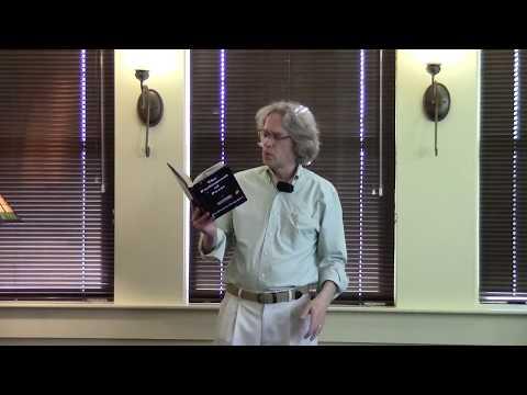 Epic Poetry Reading, Crazy Wisdom Bookstore, Ann Arbor, Michigan, June 2017