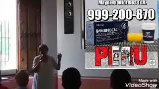 Immunocal Perú testimonio Diabetes TELF 999200870