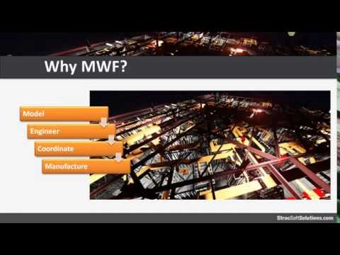 Webinar: MWF Advanced Metal - Light guage steel truss design