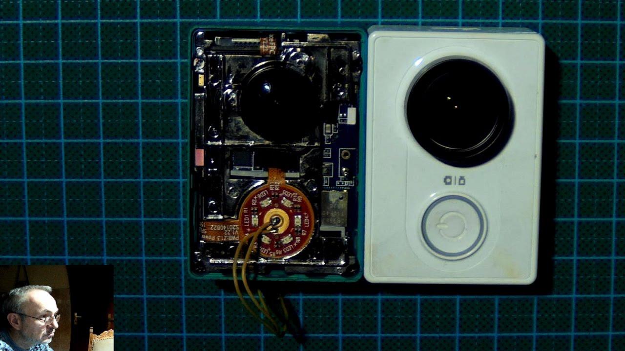 Hacking Xiaomi Yi Camera For WiFi Range Extension