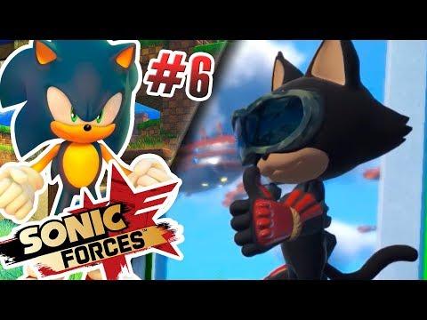 SOMOS LOS MEJORES!!   (Switch) Sonic Forces   Ep. 6 con --ALEX--