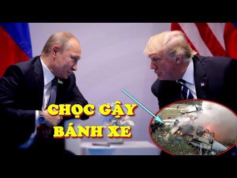 Nga CHƠI ĐỂU khiến Mỹ-NATO việt vị ở Syria, nhưng Không quân Nga phải trả giá QUÁ ĐẮT