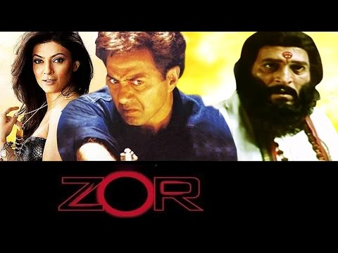 Zor Movie 1998 | Full Hindi Movie | Sunny Deol, Sushmita Sen, Milind Gunaji, Om Puri, Anupam Kher