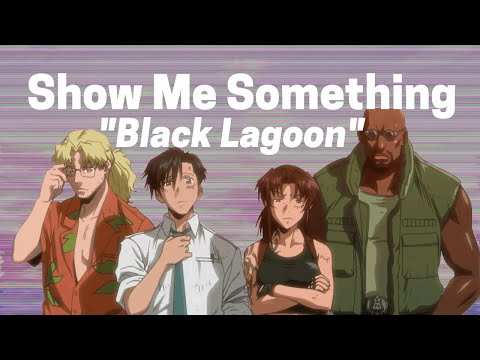 Show Me Something Ep 5: Black Lagoon