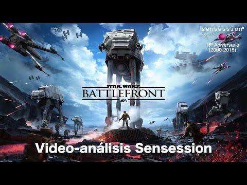 Star Wars Battlefront Análisis Sensession