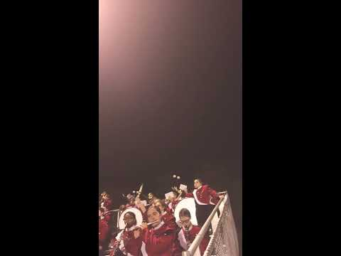 Stanhope Elmore High School Marching Band 2018: Alma Mater DRUM MAJOR POV