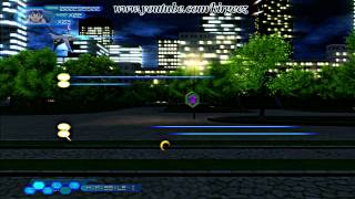 Otomedius Excellent XBOX360 HD Stages 1-2-3