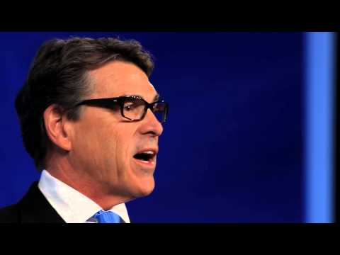 Gov. Rick Perry Presidential Announcement