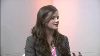 Entrevista com Andreza Ortiz e Fabiana Bevilaqua na TV Vanguarda de Taubaté