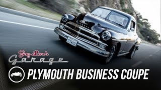 1950 Plymouth Business Coupe - Jay Leno's Garage