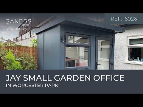 REF:6026 Jay small Garden Office in London