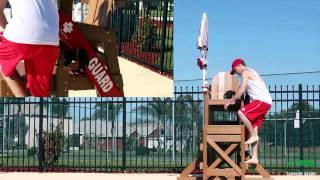 Everondack® Proseries™ Medium Lifeguard Chair (side Step) - Mlg 640
