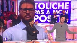 Il y a quatre ans dans TPMP... Clément L'incruste s'affiche dans de nombreuses émissions de TV