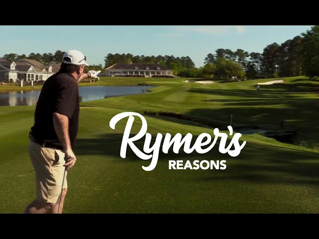 Rymer's Reasons: TPC Myrtle Beach