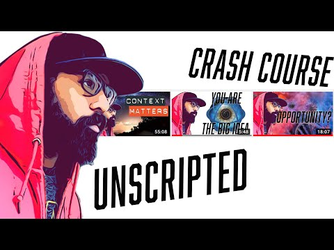 How I Use Photoshop To Make Graphics And Upload To Youtube,  An Unscripted Crash Course
