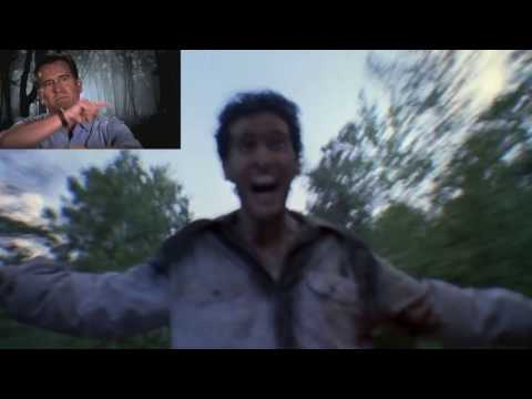 Bruce Campbell explains Evil Dead 1 & 2 Connection, with Visual Proof