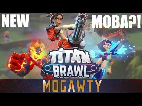 NEW MOBA?! Titan