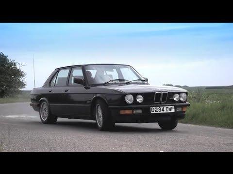 1986 BMW M5 E28: The original super 4-door - /CHRIS HARRIS ON CARS