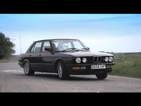 1986 BMW M5 E28: The original super 4-door - /CHRIS HARRIS ON CARS
