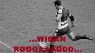 Wigan Rugby - Wigan Road (Take Me Home)