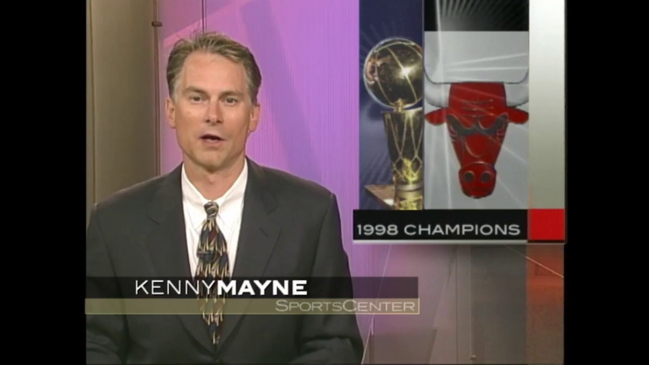 Sportscaster Kenny Mayne leaving ESPN after 27-year run