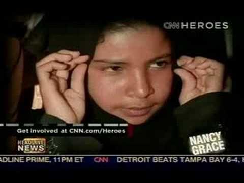 Nujood Ali 10 years old from Yemen got divorce.