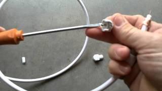 Como Se Realiza Un Conector De Antena (buena La Conversación)