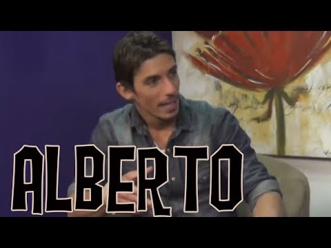 Alberto Guerra  en el Videochat (La Isla 2013)