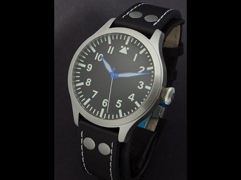 Best Mechanical Pilot Watch for $500: Steinhart 44mm Na ...