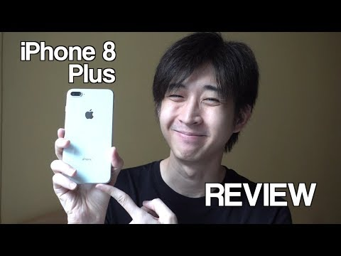 รีวิว iPhone 8 Plus ( review ) มีอะไรเพิ่ม ควรจะโดนไหม???