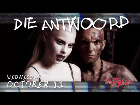 Die Antwoord at The Rave, October 12th