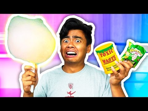 Thumbnail: DIY How To Make SOUREST COTTON CANDY EVER!
