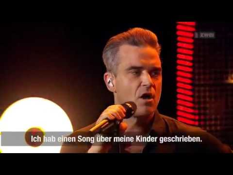 Robbie Williams Live @ SRF Radio 3  Switzerland 2016