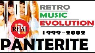 RETRO - PANTERITE - Music Evolusion (1999-2002) Пантерите - Музичної Еволюції