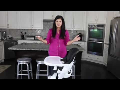 Joovy Foodoo High Chair Review by Baby Gizmo