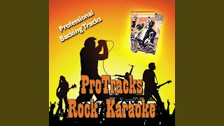Short Skirt / Long Jacket-7 (In the Style of Cake) (Karaoke Version with Backup Vocals)
