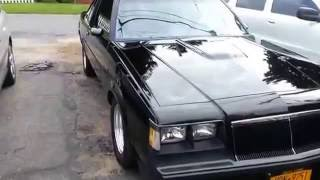 """1985 Buick Grand National Open 3"""" Down Pipe"""