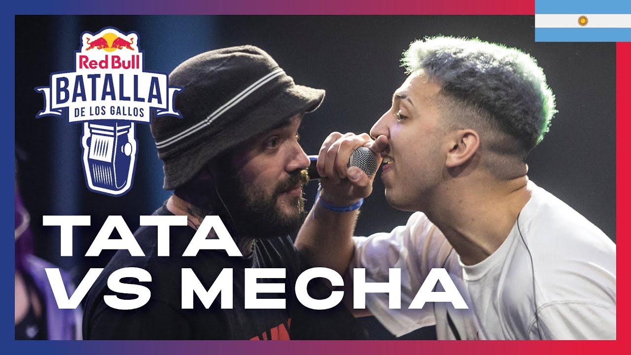TATA vs MECHA - Semifinal   Red Bull Argentina 2020