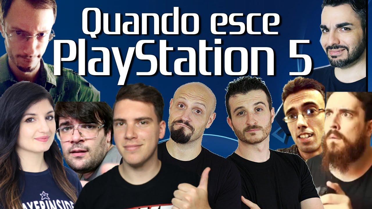 Quando Esce Playstation 5 Tutti I Pronostici De I Giocatori Della Domenica Youtube