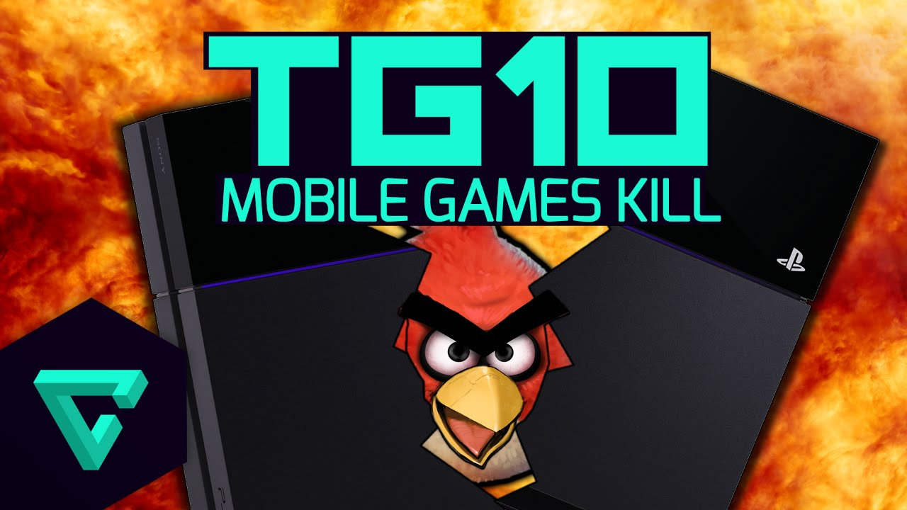 Top 10 Mobile Games