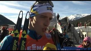 Calle Halfvarsson nöjd efter säsongsdebuten