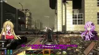 【7 Days to Die】ゆかりとマキのゾンビサバイバル Part3【VOICEROID実況】