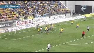 Cádiz CF 4 - Cartagena CF 2